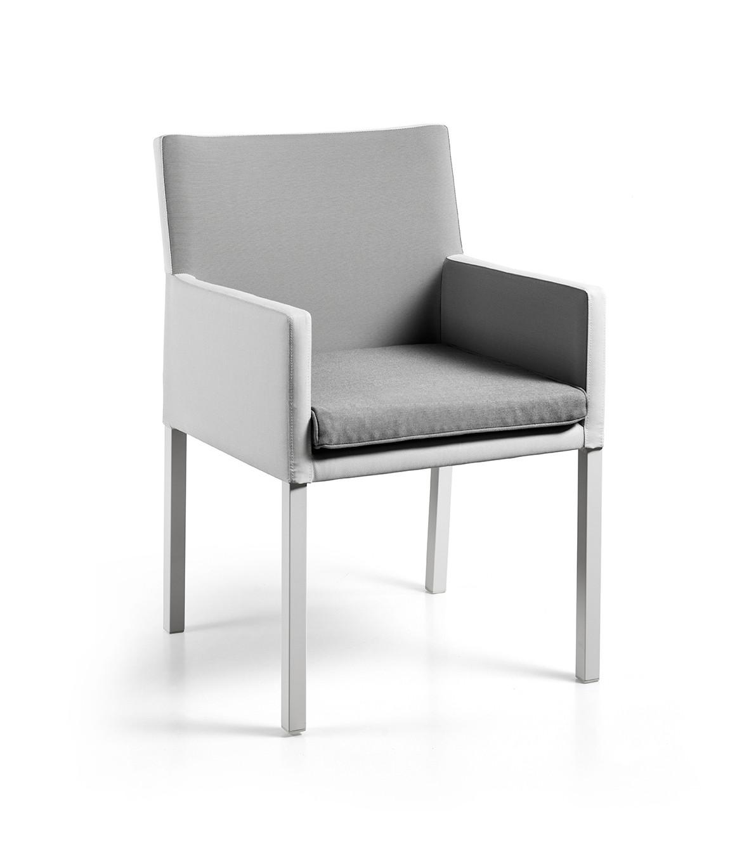 stoel antas light grey